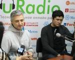 Азиз и Юнус Раджабий, музыканты