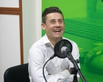 Футболист сборной Узбекистана Сервер Джепаров