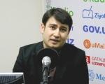 Хуршидбек Иброхимов, гл. ред. журнала Жажжи-академик