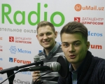 Александр Роенко и Дмитрий рахимов, КВН-щики