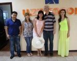 С Риммой Сабирджановой
