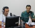 Алишер Абдукадыров, инспектор отделения по связям с общественностью УБДД ГУВД
