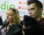 Владими Моисеев и Людмила Ершова, любители животных