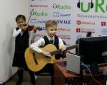 Алекс и Диана Тишинские, ученики 10й муз. школы