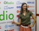 Елена Лисицкая, бронзовый призер ЧМ по плаванию