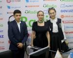 Надежда Петровна Черемухина, Фарангиз и Хабибулло