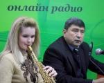 Р. Нигматов и Кира Куприохина, Консерватория