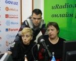 Ирина Логвиненко, Екатерина Королева и Владимир Моисеев, собаководы